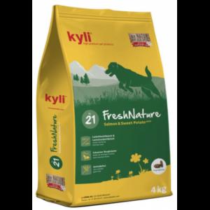Kyli Fresh Nature Lachs & Süsskartoffeln adult