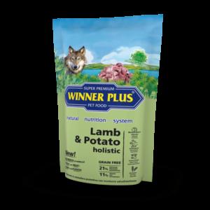 Winner Plus Holistic Lamb & Potatoe (1)