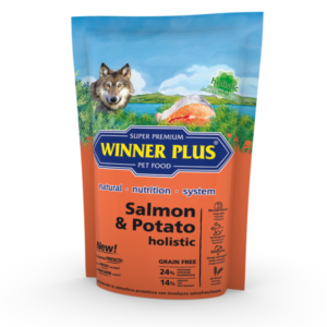 Winner Plus Holistic Salmon & Potato (2)