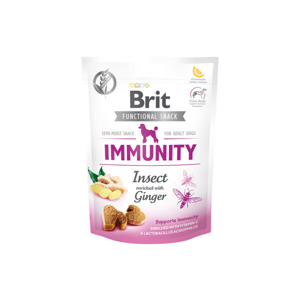 8595602539970_Functional-Snack_Immunity-Insect-Insektione-Ingwer_150g